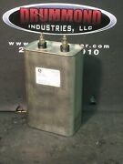 Ge Dielektrol 40 Uf Capacitor A26f6919s 600 Vdc No Pcband039s General Electric
