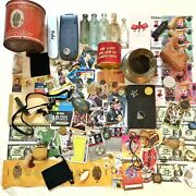 Junk Drawer Estate Lot Antiques Collectibles Decor Diy Misc Trinkets Jewelry Jd1