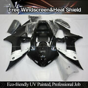 Motorcycle Fairing Kit For Yamaha Yzf R1 2002-2003 Abs Injection Mold Frame Body