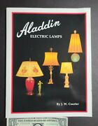 Aladdin Electric Lamps By J. W. Courter And Price Guide 4 2002