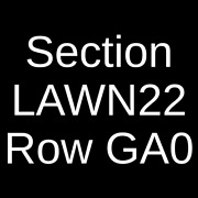 4 Tickets The Doobie Brothers And Michael Mcdonald 7/12/22 Cuyahoga Falls Oh