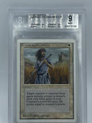 Swords To Plowshares - Bgs 9.0 0006735268 Graded - Unlimited - Mtg Seattle
