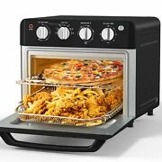 Air Fryer Toaster Oven, Beelicious, 19 Quart Large Countertop Convection Oven