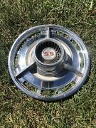 1963 Chevrolet Ss Spinner Hub Caps 14 Chevy Hubcaps Wheel Covers 63