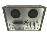 Akai Gx-4000d Reel-to-reel Tape Deck Player Recorder Works/tested Made In Japan