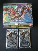 Digimon Card Game Release 1.5 Special Booster Box + 2 Dash Packs Priority Mail
