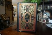 The Holy Bible King James Version Kjv Illustrated Gustave Dore Leather Bound