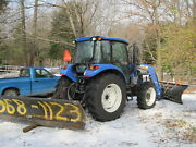 Western 9and039 Snow Plow Tractor 3 Pt. Hitch Good Condition Price Drop