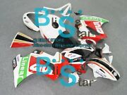White Glossy Abs Fairing With Tank Cover Fit Honda Vfr800 2002-2012 17 A2