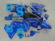 Blue Glossy Abs Fairing With Tank Cover Fit Honda Vfr800 2002-2012 14 A4
