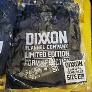 Rare New In Bag Suicidal Tendencies Dixxon Flannel Xl Extra Large