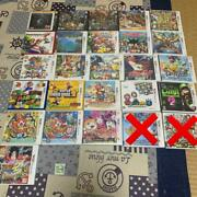 Game Watch 3ds Game Cassette 27 Pcs Postage Case Included Japan