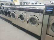 Speed Queen Front Load Washer Coin Op 30lb 208-240v M/n Scn030gc2yu1001 [ref]