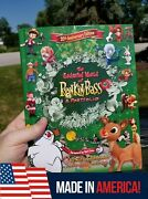 The Enchanted World Of Rankin/bass Book By Rick Goldschmidt 20th Anniversary Ed.