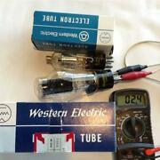 Western Electric 300b And 310a Vacuum Tube For Audio Rare Vintage Tubes Japan