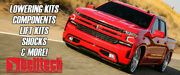 Belltech Lift Kit 2015-2020 Ford F150 4wd All Cabs 6and039-7 Lift