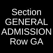 4 Tickets New Orleans Jazz And Heritage Festival Weekend 2 - Friday 5/6/22