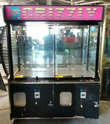 Arcade Bear Claw Grizzly Double Crane B Working Game