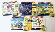 Leap Frog My First Leap Pad Lot Of 5 Preschool Books And 5 Cartridges Preschool