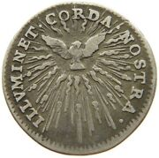 Papal States Grosso Sede Vacante 1740 T150 297