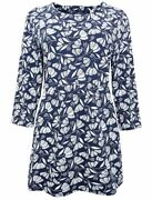 Ex Seasalt Early Boat Tunic Top Deco Stems Waterline Sizes 10 12 14 18 Rrp Andpound48
