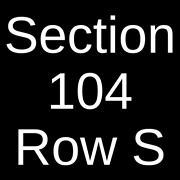 4 Tickets Billy Talent And Rise Against 4/7/22 Budweiser Gardens London On
