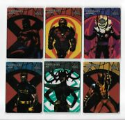 2019 Flair Marvel Stained Glass Set Complete Sg-1 To Sg-20 Plus 2 Achievements