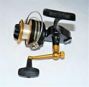 Penn 712z Fixed Spool Spinning Reel Made In The Usa
