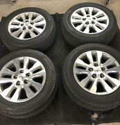 2008-2019 Toyota Tundra/sequoia 20factory Oem Wheels And Tire-set-used