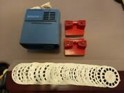 View-master Projector, 2 Viewers, 65 Reels