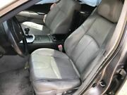 2009 2010 Infiniti G37 Left Front Driver Bucket Seat Gray Leather Rwd 623262
