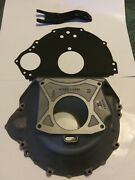 Ford Fe Bell Housing 428cj Scj C60a-6394-d With Plate And Fork
