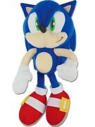 Great Eastern Sonic The Hedgehog - Sonic Fist Hand Plush 10 Tall New - 2021