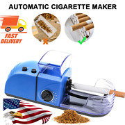 Tobacco Rolling Machine Diy Automatic Electric Cigarette Rolling Injector Maker