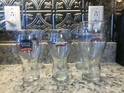 Set Of Six Sam Adams Boston Lager Bar Beer Glasses For The Love Of Beer