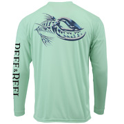 Reef And Reel Carnage Menand039s Performance Shirt