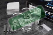 Cp Pistons With Hd Pins Ford Focus Duratec 2.0l 2.3l 87.5mm 9.0 10.31