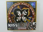Kiss Entertainment Earth Excl. Rock And Roll Over Action Figures Lot1pg111c