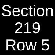 4 Tickets Tool 3/10/22 United Center Chicago Il