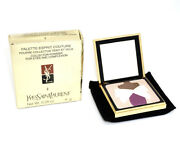 Yves Saint Laurent Palette Esprit Couture Collector 2 0.280z. [new In Box]