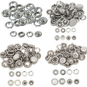 Prym Snap Poppers Press Fasteners Heavy Duty Prong Ring Stud For Baby Clothes