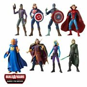 Marvel Legends What If The Watcher Baf Set Of 7 New In Stock Now