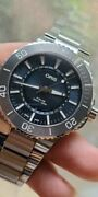 Oris Aquis Source Of Life - Limited Ed Watch - 43.5mm Stainless Steel Bracelet
