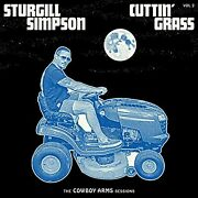 Acou787790344353 Sturgill Simpson / Cuttinand039 Grass Vol. 2 Cowboy Arms Sessions
