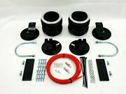 Boss Load Assist Air Bag Suspension Kit For Sprinter Van And Cab Chassis +air Comp