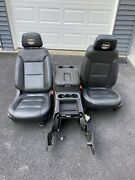 2020 Chevy Silverado Gmc Sierra Front Leather Seats And Center Council