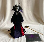 Disney Store Limited Edition Maleficent Doll Out Of The Box
