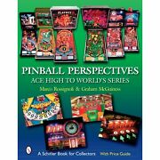 H9780764326097 Pinball Perspectives Ace High To World's Series M. Rossignoli And