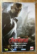 Avengers Age Of Ultron Nick Fury Original Large 6x4 Bus Shelter Movie Poster