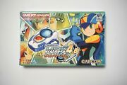 Game Boy Advance Rockman Exe 4.5 Real Operation Boxed Japan Gba Game Us Seller
